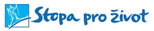 Stopa pro život | Seriál závodů v běhu na lyžích Logo